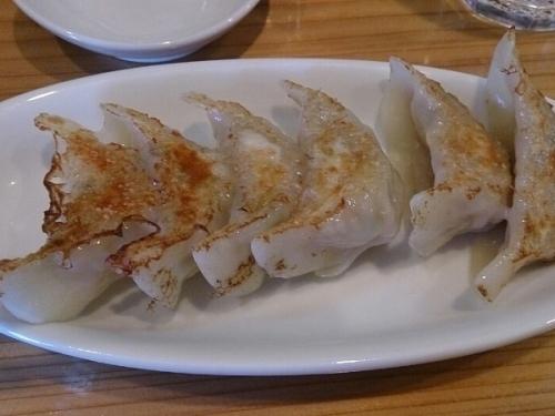 餃子(6個)【麺や七福】