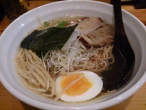 七福ラーメン-弐-【麺や七福】