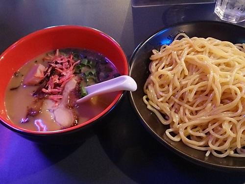 海老ポタつけ麺【秦野流拉麺&BAR ZIPANG】