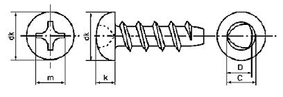 Pタイプ図面